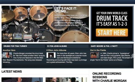 Changing the Beat With a Website Redesign